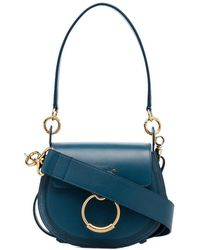 Chloé - Tess Leather Bag - Lyst