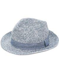 Barbour - Panama Hat - Lyst