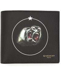 Givenchy - Monkey Brothers Billfold Wallet - Lyst