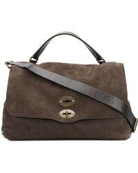 Zanellato - Wide Shoulder Bag - Lyst