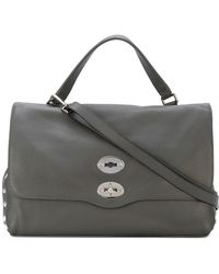 Zanellato - Daily Postina Medium Leather Bag - Lyst