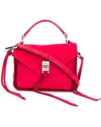 Rebecca Minkoff - Darren Mini Leather Messegner Bag - Lyst