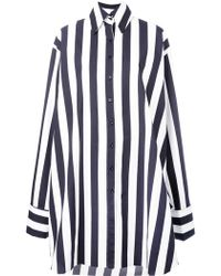 Marques'Almeida - Oversized Pyjama Top - Lyst