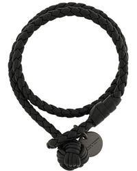 Bottega Veneta - Leather Bracelet - Lyst