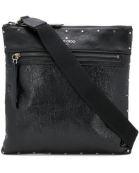 Jimmy Choo Kimi Shoulder Bag - Black