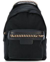 Stella McCartney - Falabella Mini Nylon Backpack - Lyst