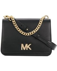 MICHAEL Michael Kors - Logo Plaque Cross-body Bag - Lyst