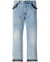 Marc Jacobs - Denim Cotton Jeans - Lyst