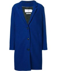 Closed - Oversized Wool Coat - Lyst