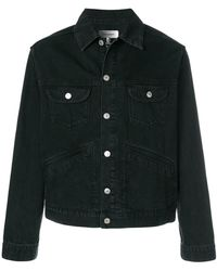 Isabel Marant - Loik Denim Jacket - Lyst