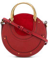Chloé - Pixie Small Leather Shoulder Bag - Lyst