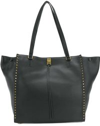Rebecca Minkoff - Leather Handbag Darren Tote - Lyst