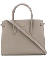 Furla - Leather Bag - Lyst