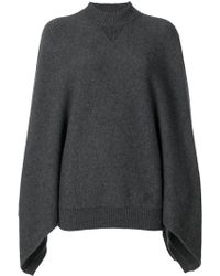 Givenchy - Cashmere Poncho - Lyst