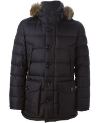 Moncler - Cluny Down Coat - Lyst