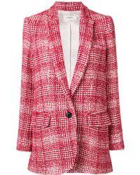 Étoile Isabel Marant - Ice Blend Wool Coat - Lyst