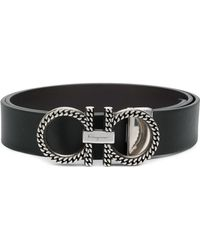 Ferragamo - Double Adjus Belt - Lyst