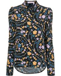 See By Chloé - Printed Top - Lyst