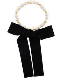 Magda Butrym - Choker With Tape - Lyst