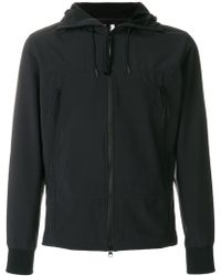C P Company - Hooded Jacket - Lyst