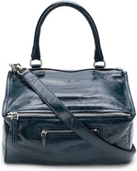 Givenchy - Pandora Leather Shoulder Bag - Lyst
