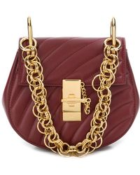 Chloé - Small Drew Shoulder Bag - Lyst