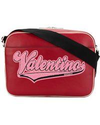 Valentino - Borsa Messenger Tracolla Pelle - Lyst
