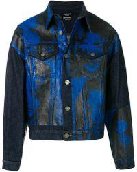 CALVIN KLEIN 205W39NYC - Denim Jacket - Lyst