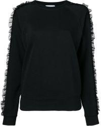 Dondup - Embroidered Sweatshirt - Lyst
