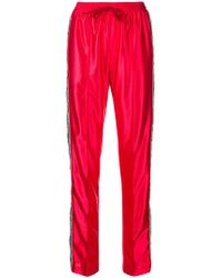 Gucci - Technical Trousers With Paillettess - Lyst