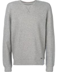 Woolrich - Cotton Jumper - Lyst