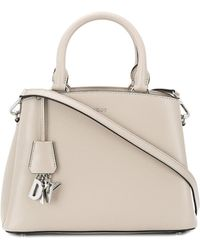 DKNY - Paige Leather Shouder Bag - Lyst