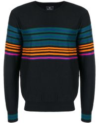 Paul Smith - Crew Neck Sweater - Lyst