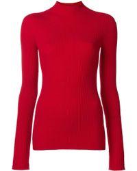 Juun.J - Highneck Sweater - Lyst