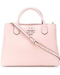 Tory Burch - Mcgraw Leather Shoulder Bag - Lyst
