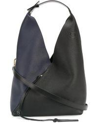 Loewe - Sling Leather Bag - Lyst