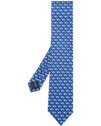 Ferragamo - Erede Tie - Lyst