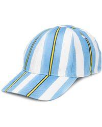 Dolce & Gabbana - Cotton Baseball Hat - Lyst