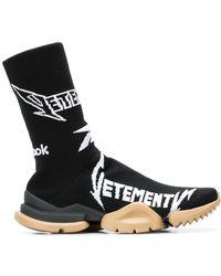 Vetements - Metal Sock Sneakers - Lyst