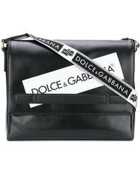 Dolce & Gabbana - Logo Printed Bag - Lyst