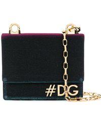 Dolce & Gabbana - Dg Girls Leather Shoulder Bag - Lyst
