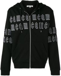 McQ - Printed Cotton Sweatshirt - Lyst