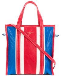 Balenciaga - Bazar Shopper Multicolour Small Bag - Lyst