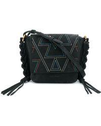 Étoile Isabel Marant - Kleny Leather Shoulder Bag - Lyst