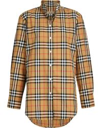 Burberry - Starling Shirt - Lyst