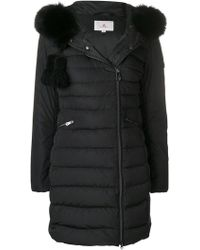 Peuterey - Seriola Fur Down Coat - Lyst