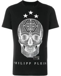 Philipp Plein - Say Something T-shirt - Lyst