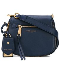 Marc Jacobs - Nomad Small Leather Shoulder Bag - Lyst