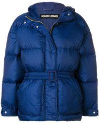 Ienki Ienki - Oversized Puffer Jacket - Lyst
