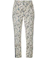 Étoile Isabel Marant | Fliff Cotton Trousers | Lyst